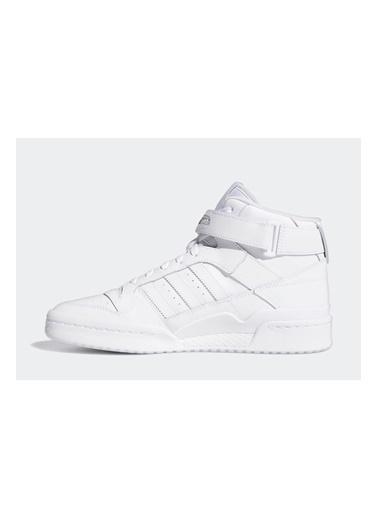 adidas Adidas Erkek Günlük Spor Ayakkabı Forum Mid Fy4975 Beyaz